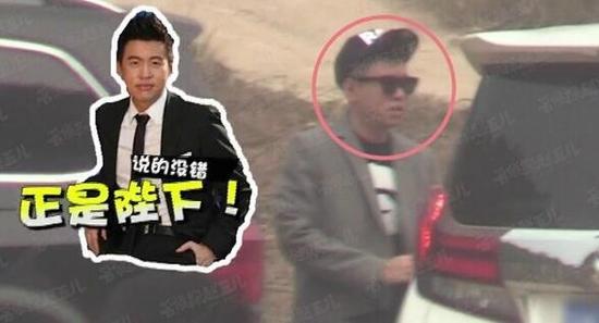 [明星爆料]赵丽颖热恋CEO新证?高富帅亲赴片场盯人