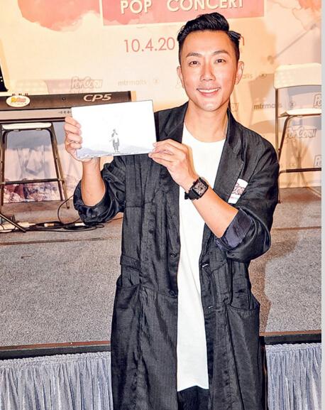 [明星爆料]刘浩龙称容祖儿没抱怨被淘汰 不相信《歌手》有黑幕