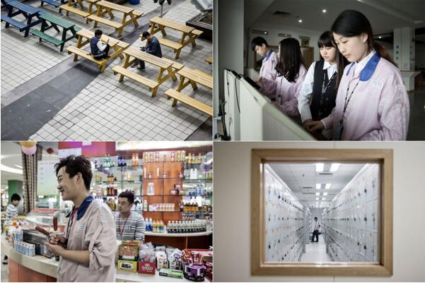 探班世界上最保密的iPhone工厂之一的照片 - 4
