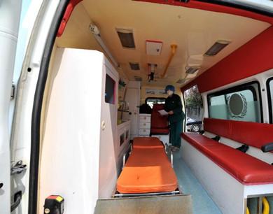 走进山东埃博拉出血热定点收治医院