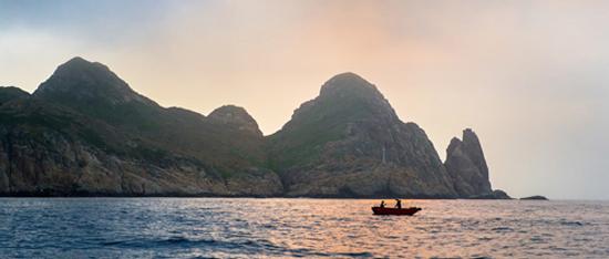 海岸生活杂志之七洲列岛