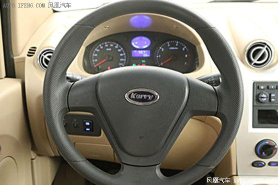 开瑞优雅2代7月23日上市 配1.5l发动机高清图片