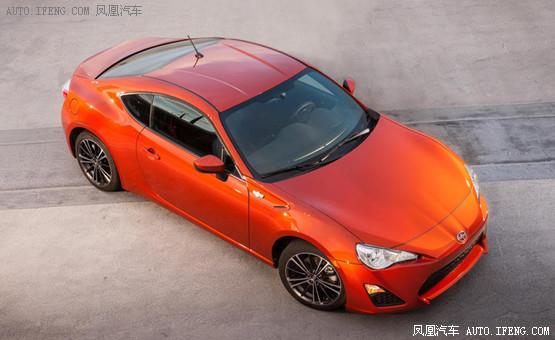 约15.7万人民币 新款丰田86海外售价公布高清图片