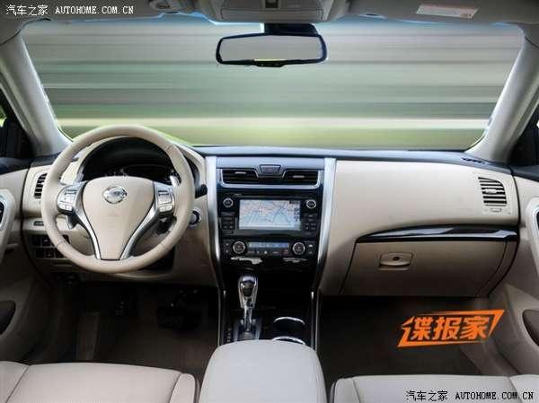 天籁公爵版广州车展上市 轴距加长125mm高清图片