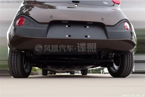高端汽车 车市资讯 > 正文   奇瑞全新qq ev电动车 外观方面,奇瑞全新