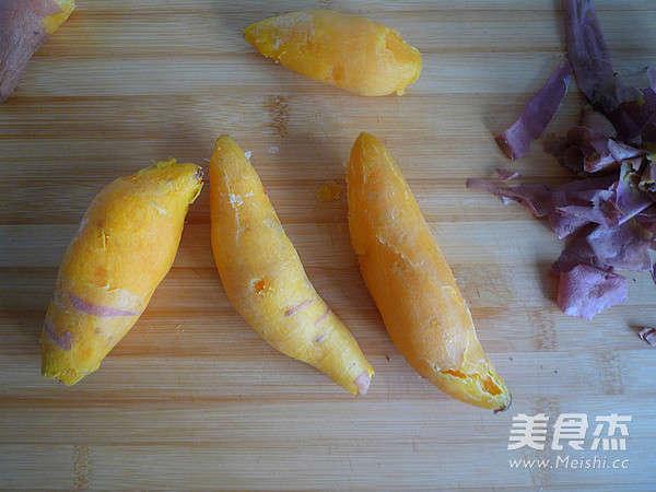 自制红薯干:小零食自己做 美味健康