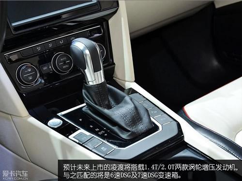 上海大众凌渡明年1月上市 预售15万左右高清图片