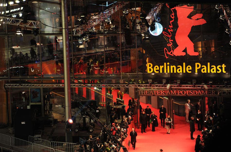2年2月9日,柏林,第62届柏林电影节(62nd Berlin International 图片