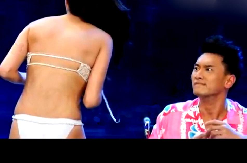 选美赛事频起波澜 亚姐衣着暴露被指卖肉[高清大图] - 易理 - 易理的博客