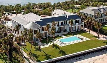 中国人220亿美元海外置业 亿万富翁都在哪里买豪宅?
