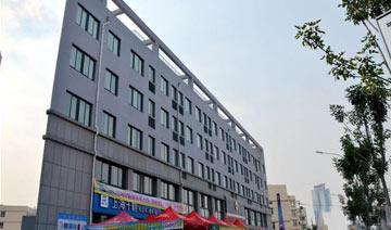 """济南现神建筑像只有一个面似""""纸牌屋"""" 还能住人吗?"""