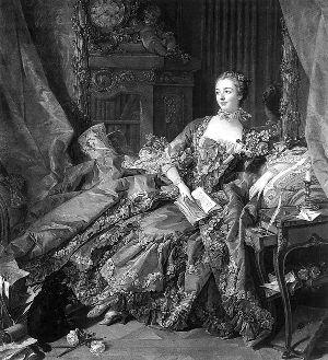 化妆的历史:19世纪欧洲只有出身差的女人才打扮