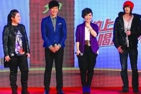 《中国好声音》第二季启动 学员为刘欢银婚献唱