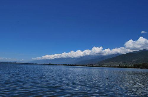 洱海流域的休养生息之道图片