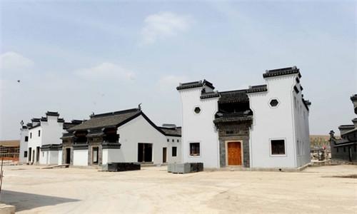 蚌埠中华古民居博览园