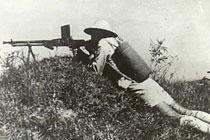 第三次长沙会战中的士兵