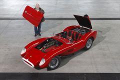 《经典车》杰作法拉利250 Testa Rossa