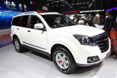 哈弗H5进取型正式上市 新车售9.48万起