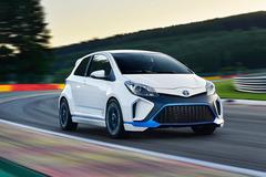 新款YARIS Hybrid-R官图 法兰克福首发