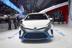 丰田YARIS Hybrid-R发布 法兰克福首发