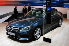 奔驰E350 BlueTEC发布 配备9速变速箱