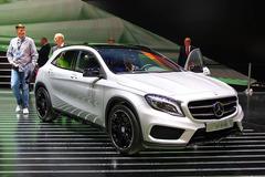 法兰克福首发全新车 多品牌将推出新SUV