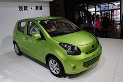 众泰Z100正式上市 售2.9999-3.4999万元
