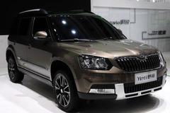 一周重点新车 上海大众全新SUV配置曝光