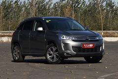 雪铁龙国产首款SUV将下线 或明年底上市