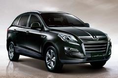 新款纳智捷大7 SUV官图发布 配置升级