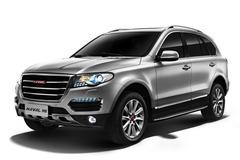 广州车展上市SUV 自主品牌8AT新车领衔