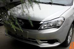 新款比亚迪F3广州车展首发 或年内上市