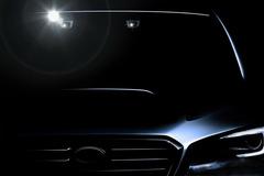 斯巴鲁发布Levorg概念车 新款力狮雏形