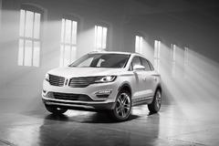 林肯MKC海外官图发布 2014北美车展首发