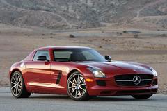 奔驰SLS AMG将亮相洛杉矶车展 明年上市