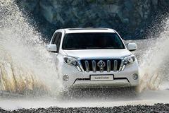 丰田新普拉多广州车展上市 预售43万起