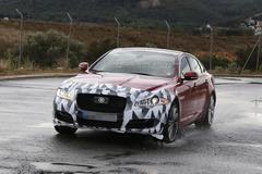 小改款捷豹XJ车型曝光 平衡性显著提升