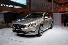 沃尔沃S60L广州车展首发 将于12月上市