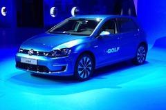 大众e-Golf洛杉矶车展首发 零排放车型