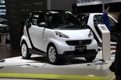 smart特别版广州车展上市 售12.6888万