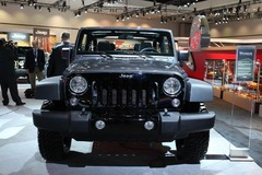 Jeep牧马人Willys Wheeler洛杉矶首发