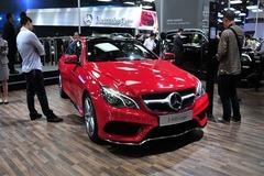新款奔驰E400 Coupe上市 售价73.8万元