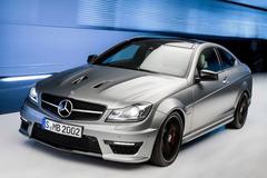 奔驰C63 AMG Edition507上市 售114.8万