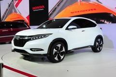 本田Concept V广州车展首发 明年量产