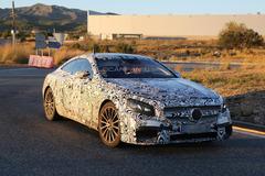 奔驰2015款S63 AMG Coupe 性能全面升级