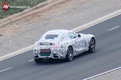 奔驰GT AMG 2014谍照 或107.4万元起售