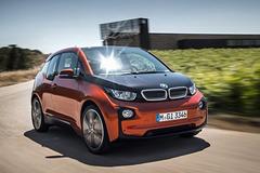 Euro NCAP碰撞结果 宝马i3获四星评定