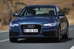 新款奥迪A6海外售价发布 约43.2万起售