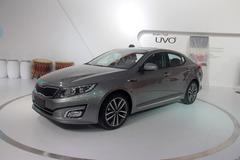 2014款起亚K5今日正式上市 共10款车型