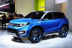 铃木引入多款新车 售价将创合资车新低